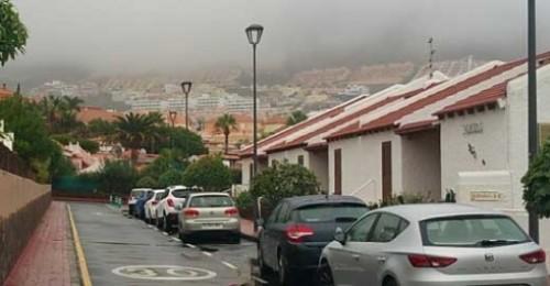 La AEMET activa el aviso amarillo por lluvias en Canarias