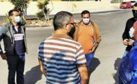 El Ayuntamiento se solidariza con los vecinos de la urbanización Salinas de Antigua demandando la urgente actuación de la promotora