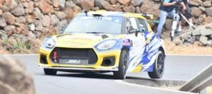 Mesa-Bonilla se llevan el 29 Rallye Villa de Granadilla