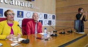 Las personas sordas dispondrán de videoguías signadas en sus visitas al Museo Canario gracias a un convenio con el Cabildo