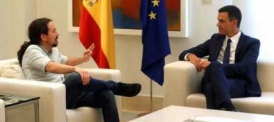 Sánchez e Iglesias avanzan para cerrar un Gobierno de coalición