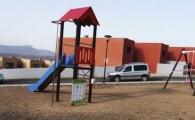 Pequeñas mejoras con importantes resultados en el Parque Infantil en la parte alta de El Castillo