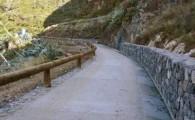 El Cabildo finaliza las obras de mejora en el Camino del Tomadero, en el Parque Rural de Anaga