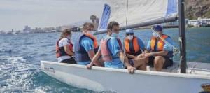 La Regata Infantas de España celebra una jornada de vela adaptada