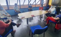 El Ayuntamiento del Puerto de la Cruz colabora con el Servicio Canario de Salud en la vacunación contra la COVID-19