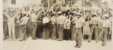 El Cabildo de Gran canaria conmemora la histórica lucha de los maestros en 1977 por su estabilidad laboral y una escuela digna