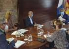 """Rodríguez emplaza al Estado a aplicar una política de """"discriminación positiva"""" en Canarias para compensar el impacto de la crisis"""