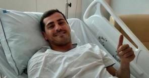 Iker Casillas permanece estable tras sufrir un infarto
