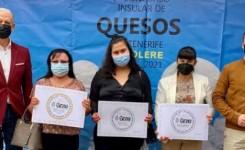 Los quesos de La Orotava, premiados en el VIII Concurso insular de Quesos