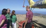 Nieves Lady Barreto hace balance de los primeros meses de funcionamiento del EIRIF en La Gomera