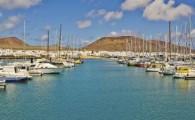 Puertos Canarios concluye las obras de reparación de canalizaciones y de instalación de nuevos aseos y lavandería en el puerto de Caleta de Sebo