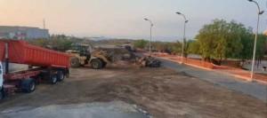 Se inician los trabajos para la creación de un circuito de Skatepark y otro de BMX en Las Chafiras
