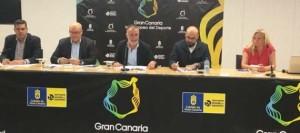 El Gran Canaria Arena acoge a gimnastas de 8 naciones en la 57 edición del Festival Blume de Gimnasia