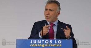 Ángel Víctor Torres reclama al Gobierno central más material sanitario y los test rápidos