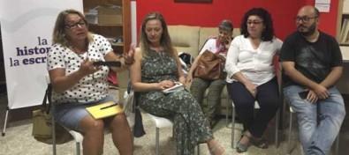 """Meri Pita: """"Hay que votar para que aquellos que no quieren escuchar hagan caso a la ciudadanía"""""""