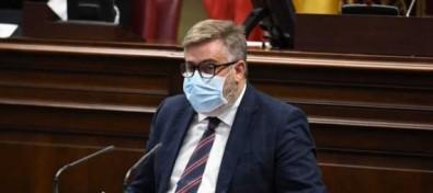 """El PSOE de Canarias califica de """"inadmisible"""" lo sucedido en Arguineguín y defiende la rápida respuesta del Gobierno de Ángel Víctor Torres"""