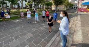 La 'Ruta de los Museos' acerca a 50 granadilleros a conocer el patrimonio cultural y religioso de la Villa de La Orotava