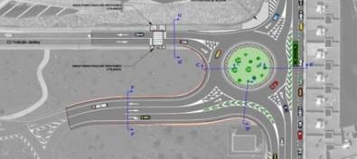 El Cabildo aprueba la construcción de una nueva rotonda en la TF-2 para acceder a Tíncer