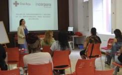Cruz Roja refuerza su labor con las mujeres en dificultad social para empoderarlas y mejorar su empleabilidad