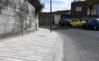 El Ayuntamiento de Mogán rehabilita las aceras y bordillos de la calle Guacimara