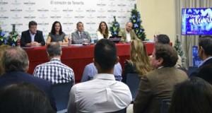 Santa Cruz despliega un amplio programa de Navidad con más de 200 actos diferentes