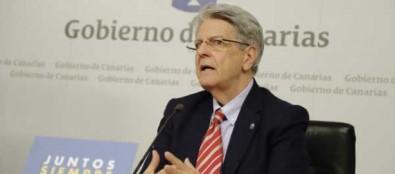 """Julio Pérez: """"Ahora la responsabilidad de todos los canarios es mayor"""""""