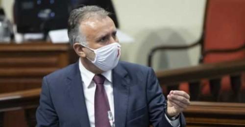 Torres asegura que Canarias está preparada para vacunar contra la COVID desde enero