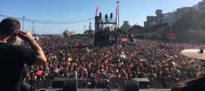 Santa Cruz despide su Carnaval tras una jornada de participación masiva