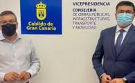 El Cabildo mejorará las vías de acceso al municipio de Valsequillo