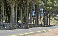 Carreteras realizará cortes alternativos en la carretera El Pinar-San Andrés por obras, a partir de este miércoles